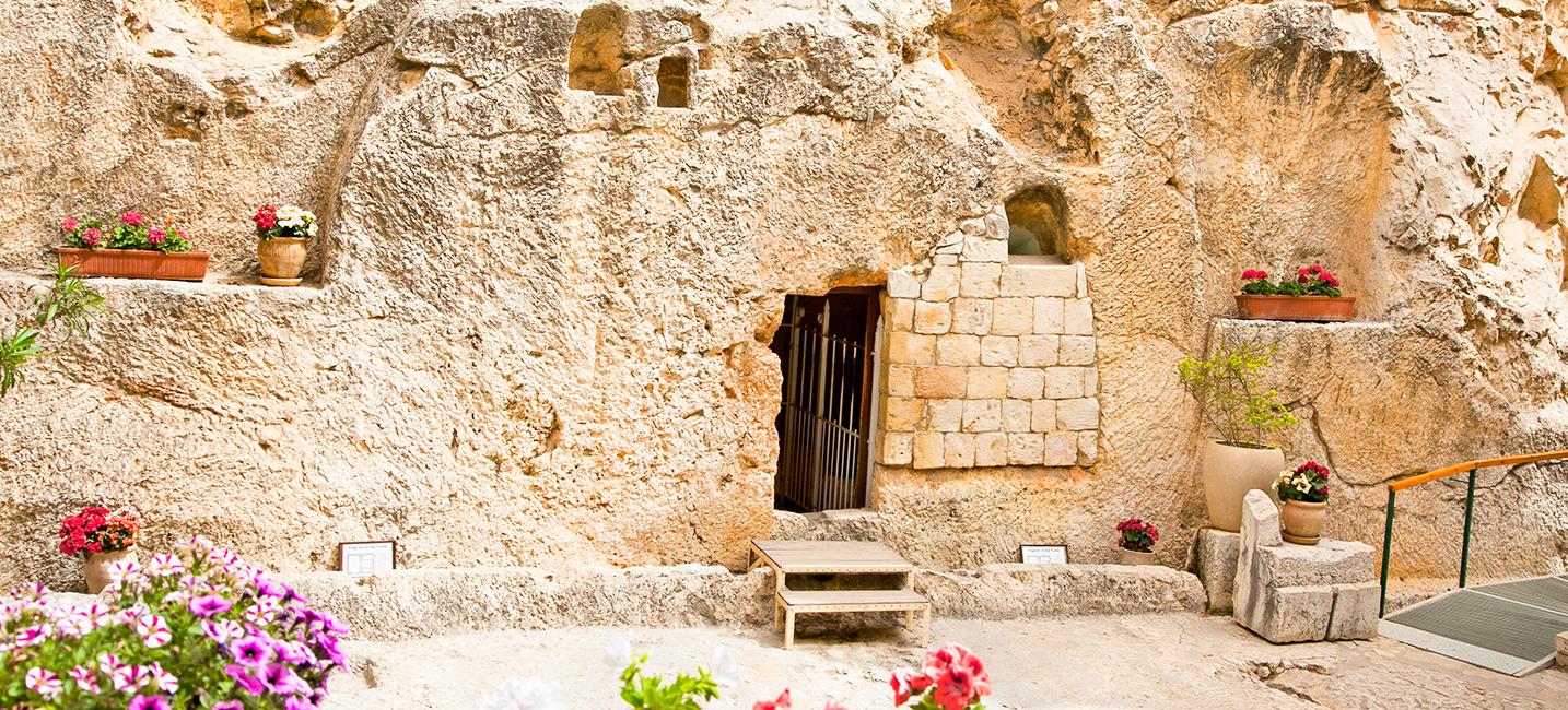Israel LDS Tours Jesus Christ Garden Tomb