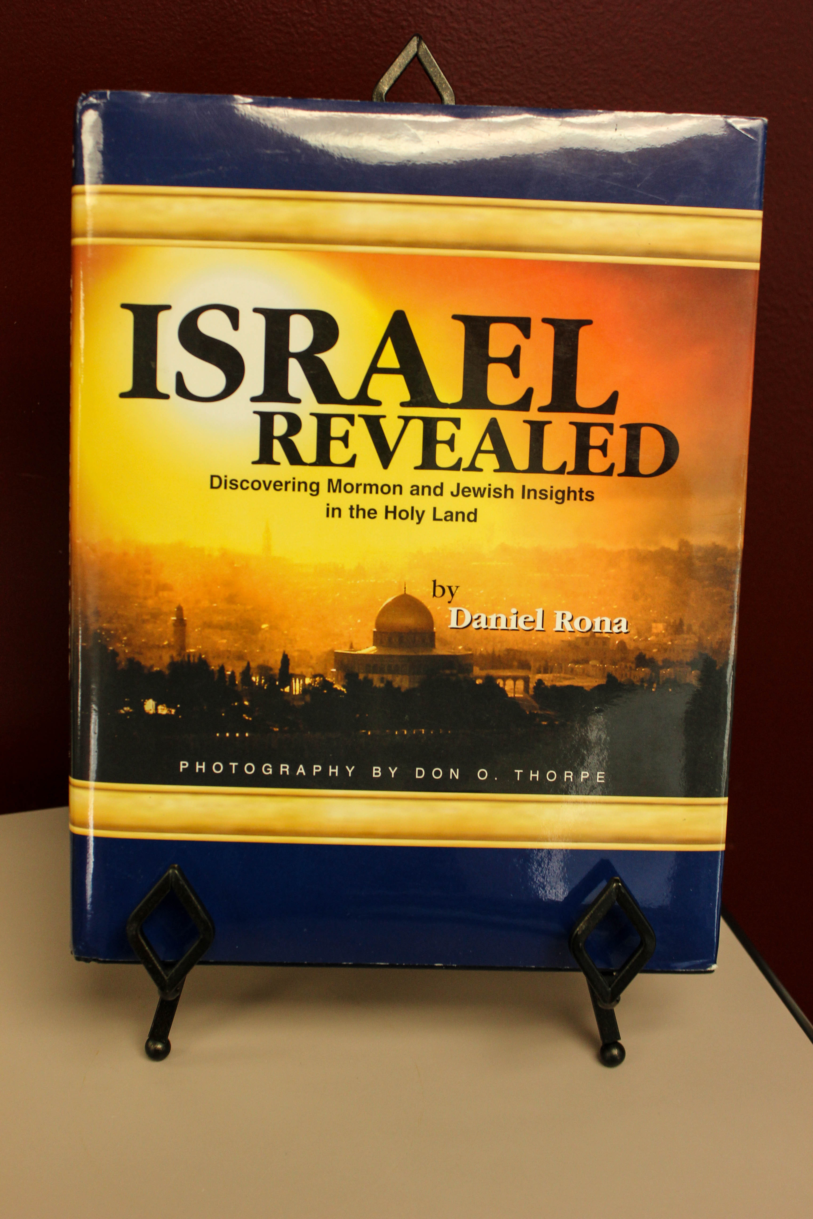 Israel Revealed Book