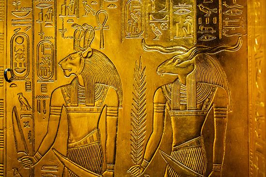 Egypt Hieroglyphs LDS Tour