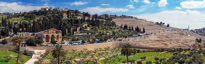 Mount of Olives LDS Tour