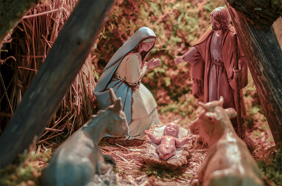lds nativity set bethlehem israel