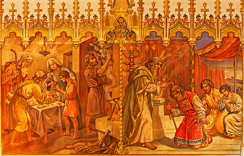 Israelites Sacrificial Rituals