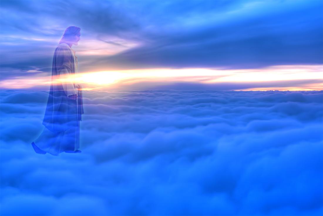 Mormon Jesus Lights the World
