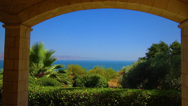 Sea of Galilee Israel Israel God is Calling