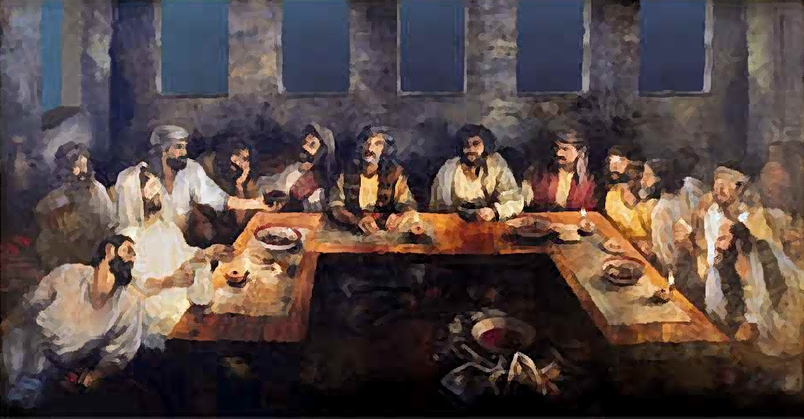 LDS Sabbath Passover Jesus Last Supper