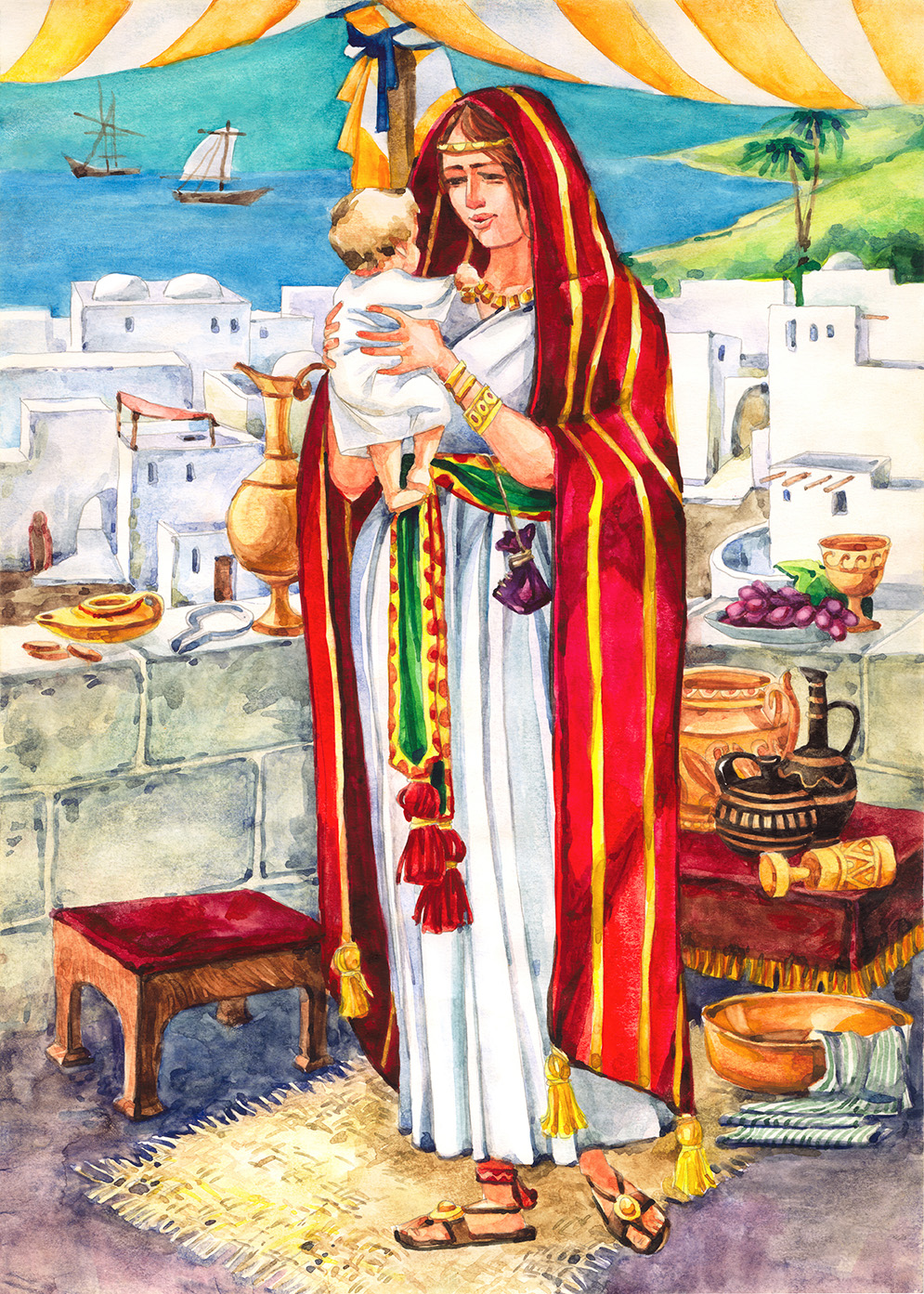 A Mother in Ancient Israel